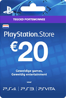 Playstation Cadeaukaart