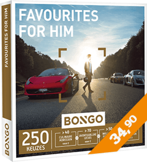 Bongo - Favourites for him