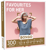 Bongo - Favourites for her