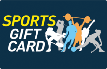 Sports Gift Card